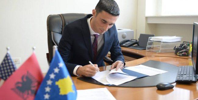 Ministri Shala deklason ministrin boshnjak të Tregtisë: Masa kurrë nuk do të hiqet pa e njohur Kosovën