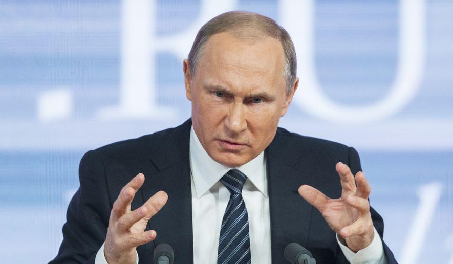 Putin: Nëse Ukraina e merr kufirin do të ketë Srebrenicë të re
