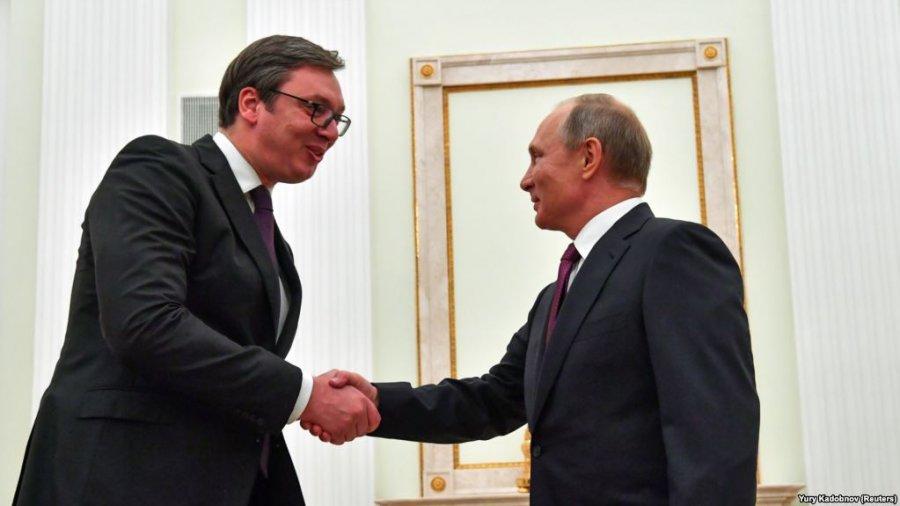 Rusia deklarohet për aferën e spiunazhit