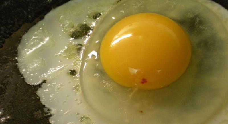 A janë të dëmshme vezët që kanë njolla të zeza