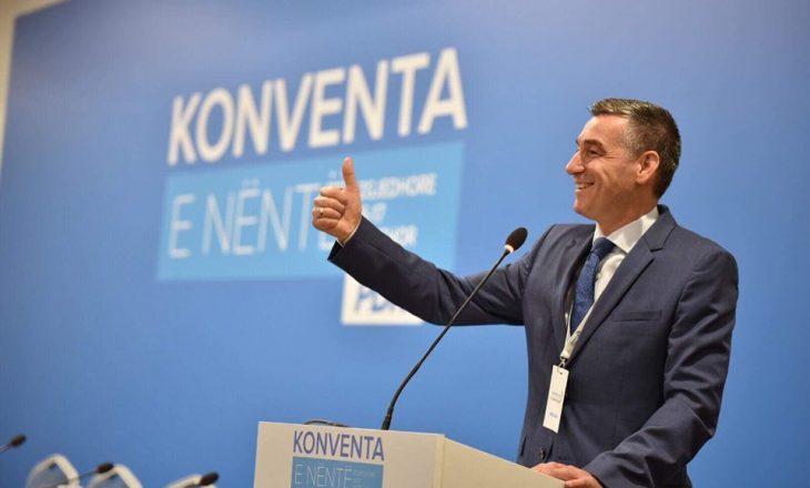 Kadri Veseli: PDK do të udhëheqë me Qeverinë e ardhshme