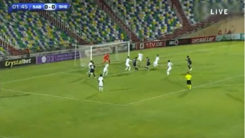 Liridon Latifi me supergol në Ligën e Kampionëve (VIDEO)