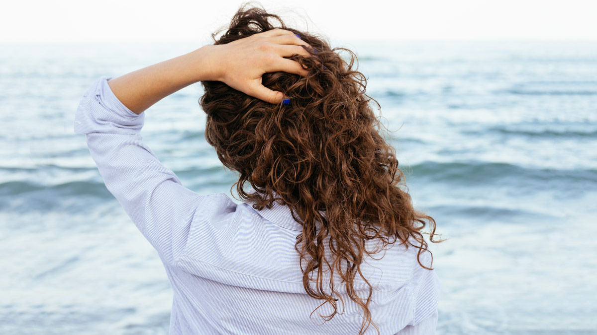 Kripa e detit, maska natyrale e flokëve
