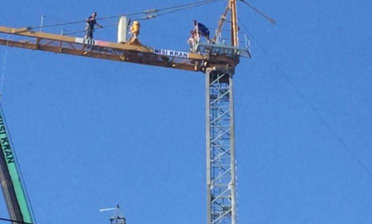 Punëtorët e ndërtimtarisë në Kosovë janë të rrezikuar në vendin e punës