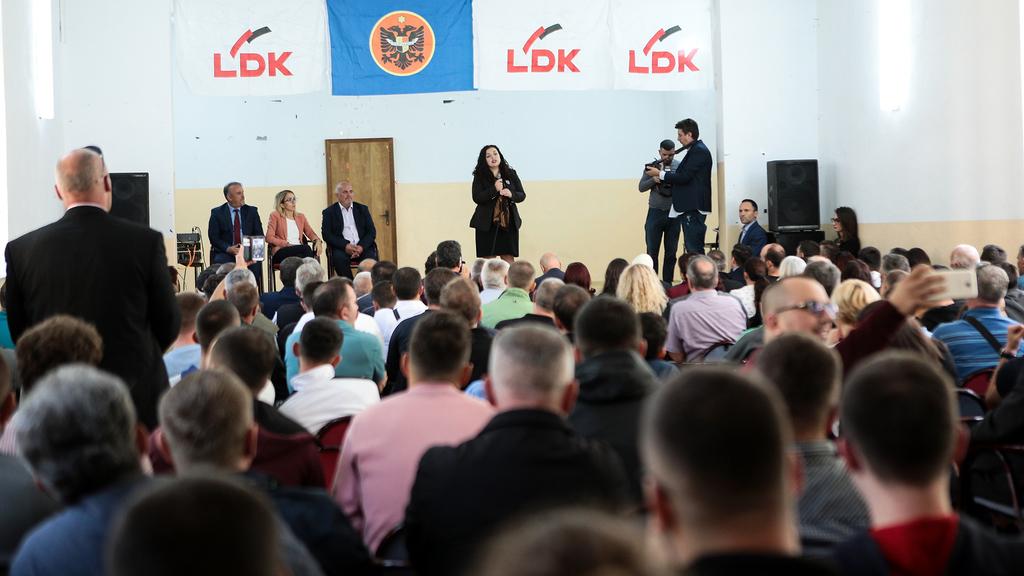 Kandidatët e LDK-së që fituan më shumë vota në Lipjan
