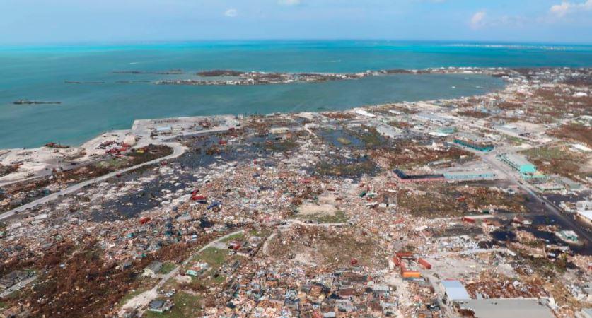 Zhduken rreth 2 mijë e 500 persona pas uraganit Dorian në Bahamas