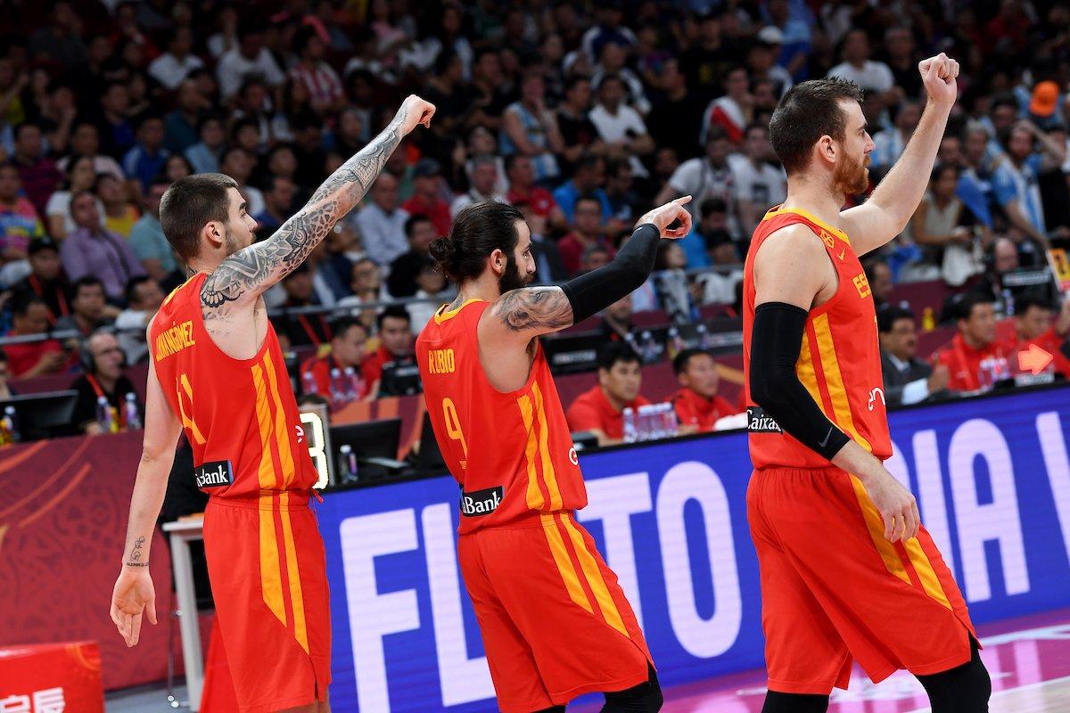 Spanja kampione e botës në basketboll, dominon Argjentinën