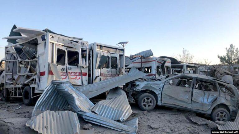 Së paku 50 njerëz të vrarë në Afganistan