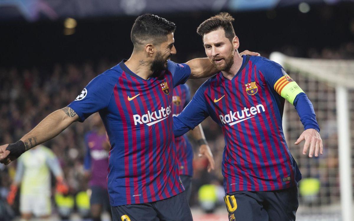 A do e braktisin Barcelonën Messi dhe Suarez?