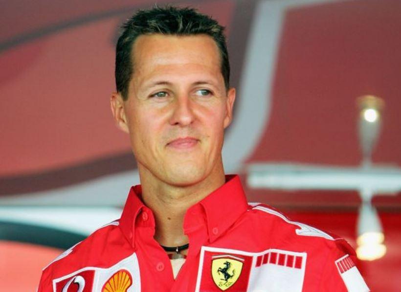 Ndodh mrekullia me Schumacherin