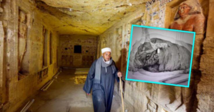 Qyteti i të vdekurve: Miliona trupa të mumifikuar në një vend