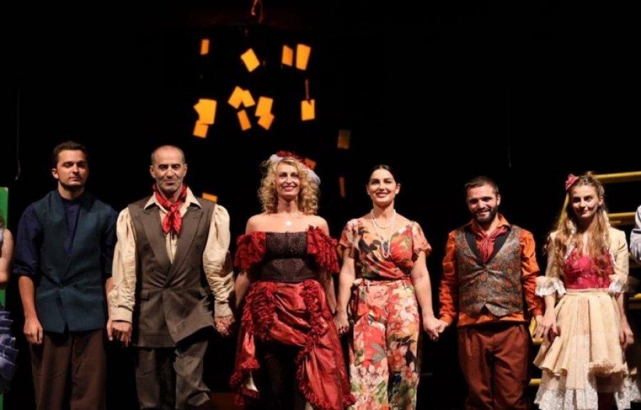 'Koprraci' i Ferizajt hapi Festivalin Ndërkombëtar të Teatrit në Kajro