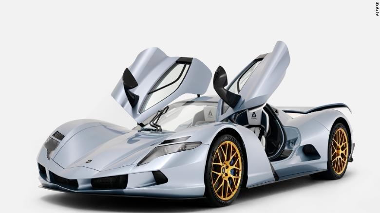 Arrin 100 km/h në 1.69 sekonda, prezantohet makina më e shpejtë në botë (Foto)