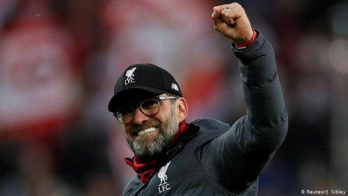Jurgen Klopp nënshkruan kontratë të re në Liverpool