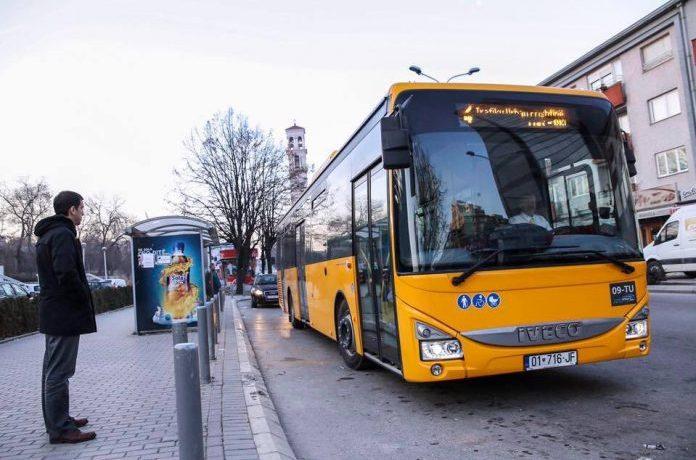 Punimet në rrugë, Komuna e Prishtinës njofton për devijim të linjës së 'Trafikut Urban'