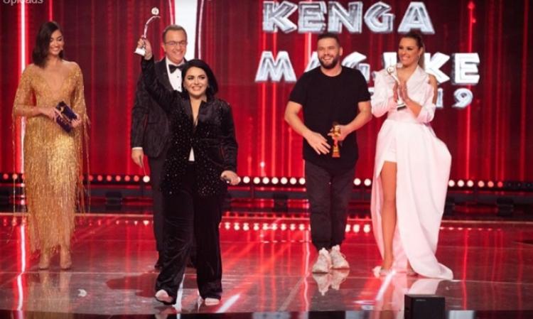 """Fituesja e """"Kënga Magjike 2019"""" ka disa fjalë zemre për Flori Mumajesin"""
