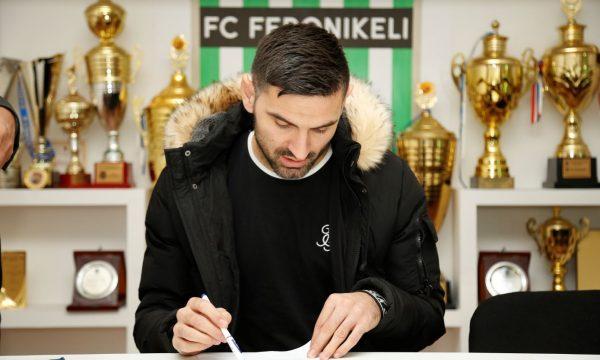 Zyrtare: Ilir Berisha, futbollist i Feronikelit