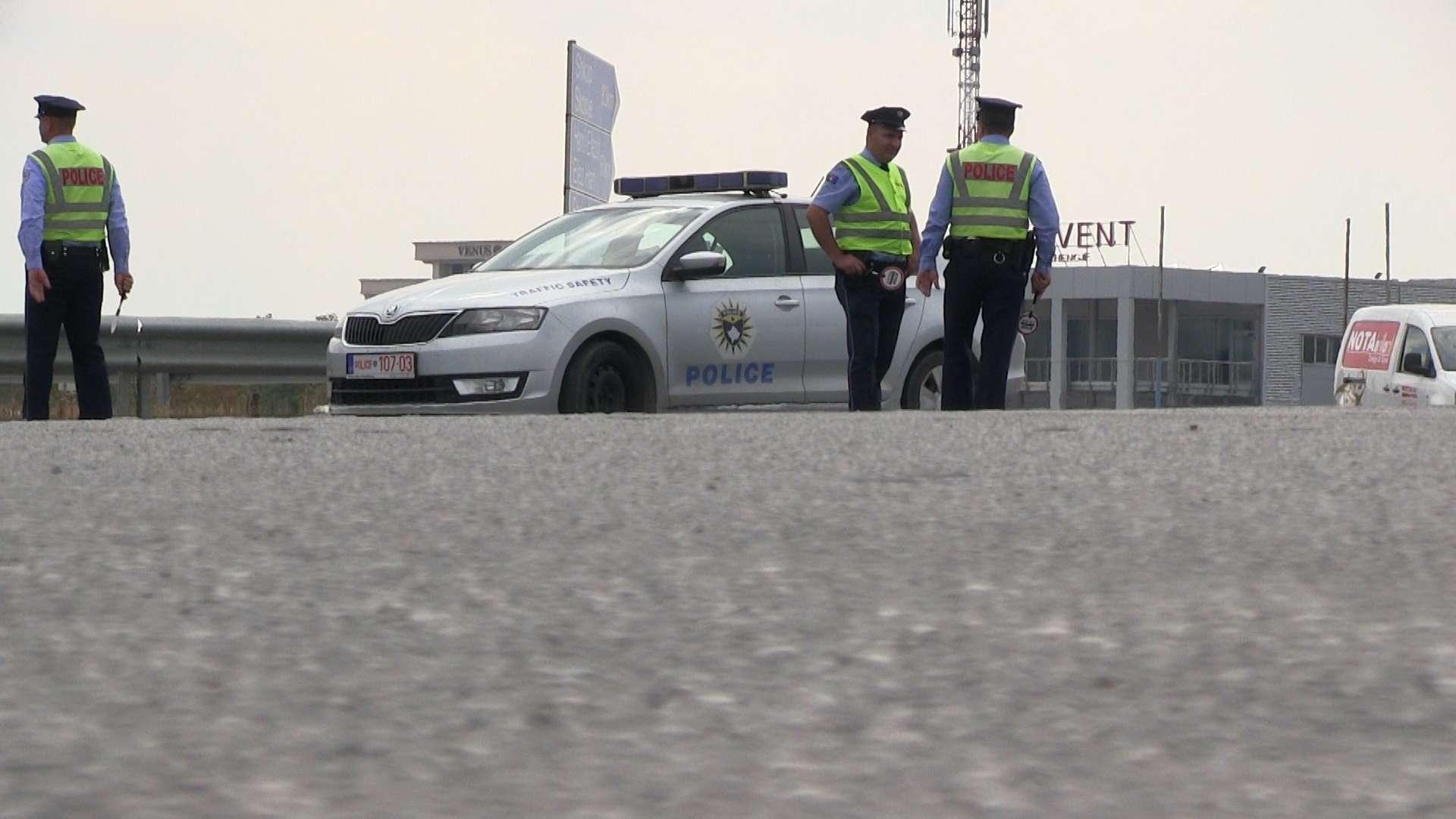 Policia nis aksion të kontrollit në trafik pas fillimit të gjysëmvjetorit të dytë