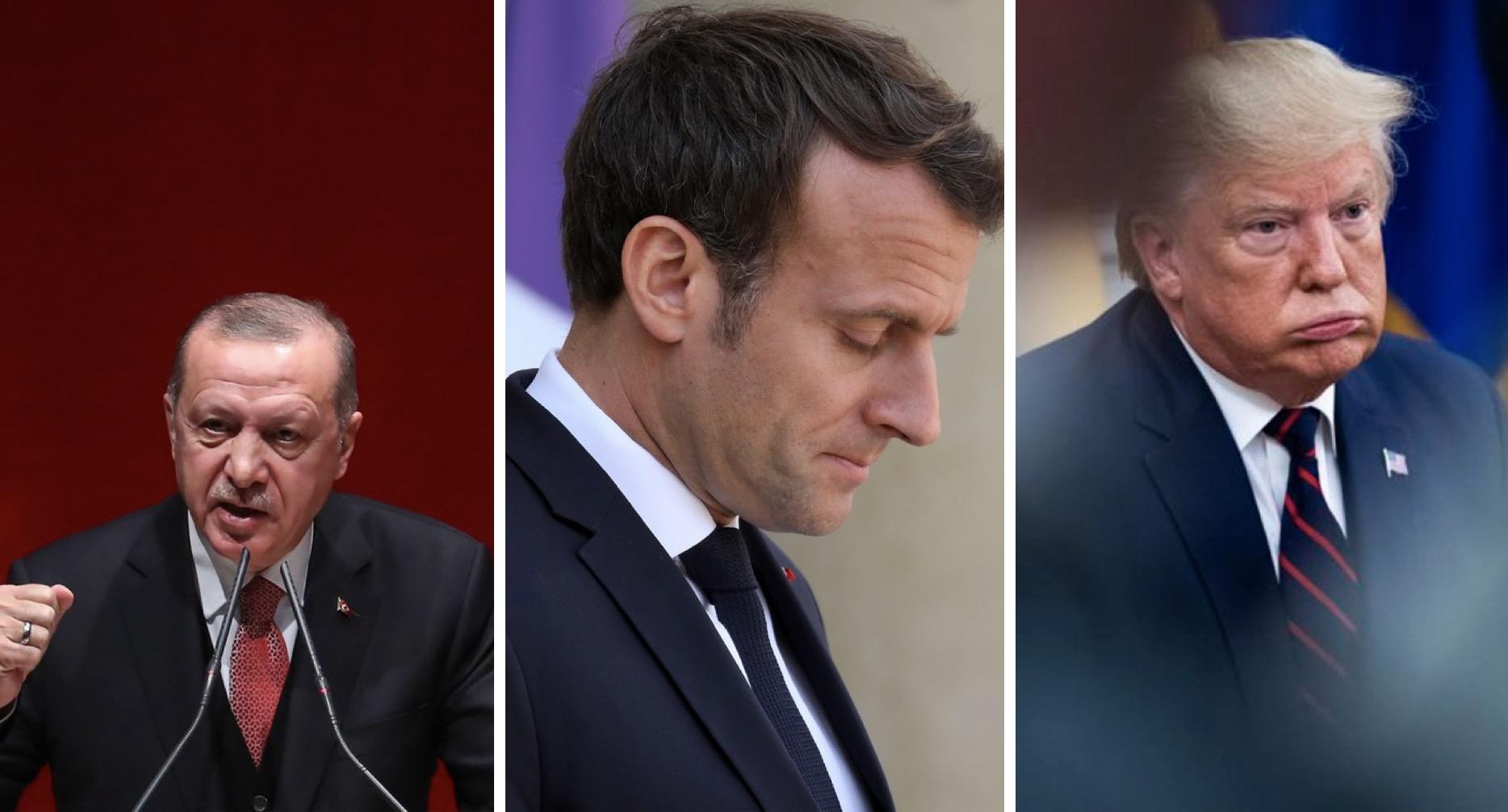 Tre presidentë në Buckingham Palace, që rrezikojnë NATO-n dhe rendin botëror