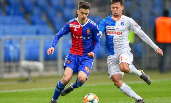 Zhegrova përsëri titullar për Baselin kundër Sionit të shqiptarëve