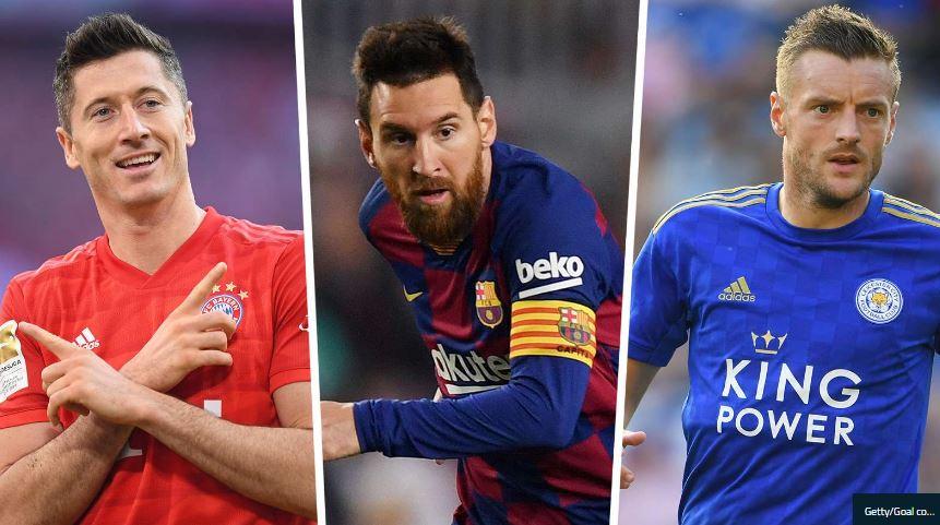 Tri golat e Messit ndryshojnë komplet renditjen për Këpucën e Artë