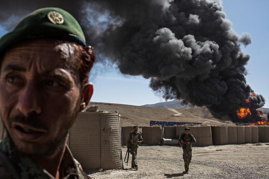 Sulm i brendshëm në Afganistan, ushtaraku vret 9 kolegët e tij