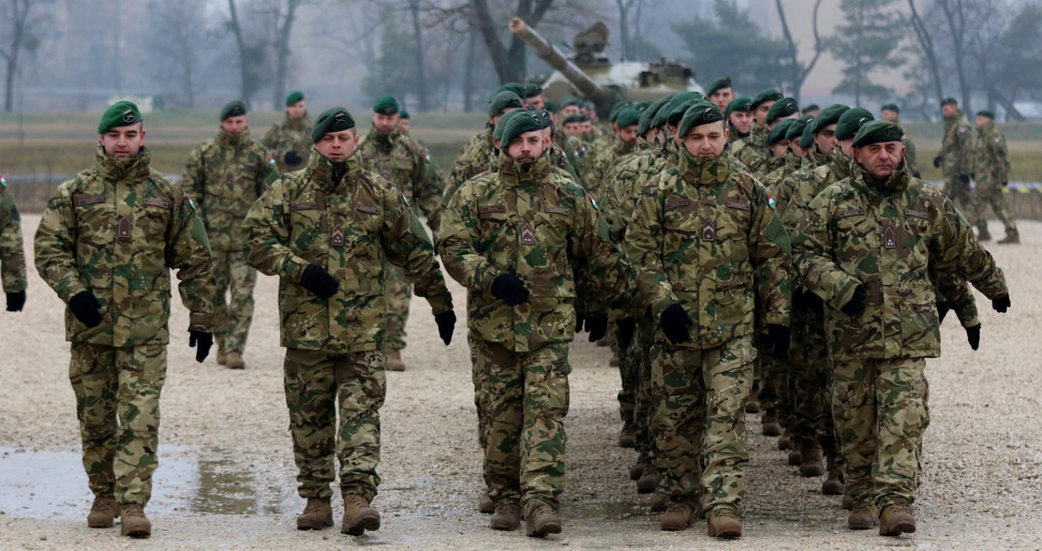 Hungaria do të dërgoj 100 trupa shtesë në Kosovë