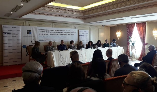 Kërkohet drejtësi për gazetarët e vrarë dhe të zhdukur në Kosovë