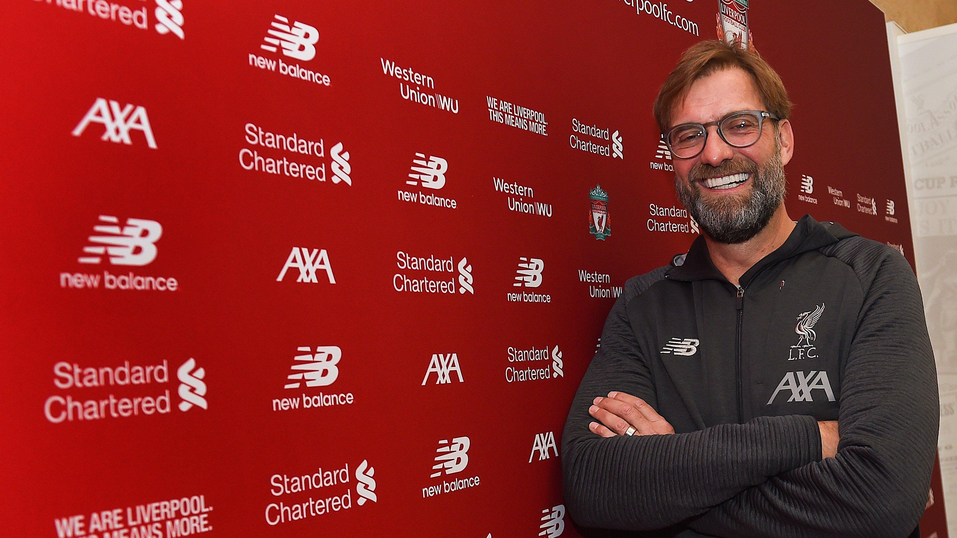 ZYRTARE: Klopp – Liverpool, deri më 2024