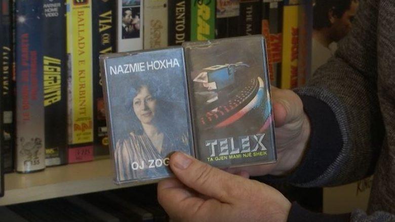 Koleksionoi 3000 pllaka e CD të vjetra