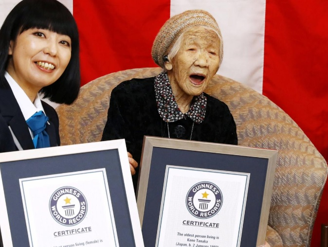 Kjo është gruaja më e vjetër në botë (Video)