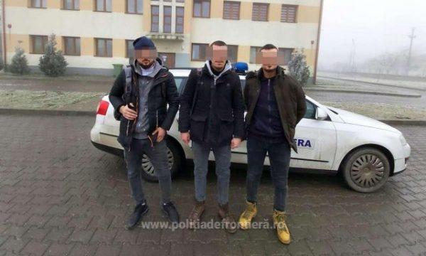 Tre kosovarë ndalohen në Rumani, ia kishin mësyrë Evropës ilegalisht
