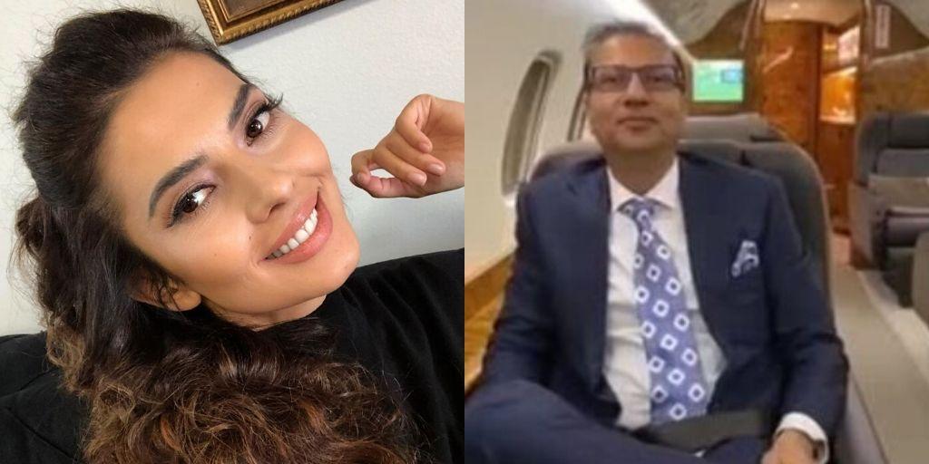 Agnesa Vuthaj reagon pas lajmit për lidhjen me miliarderin indian