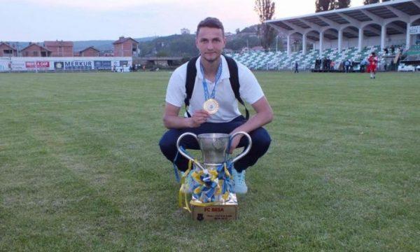 Futbollistët kosovarë bashkohen për ta ndihmuar portierin Arben Beqiri, që vuan nga tumori