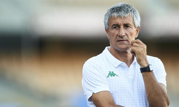 Kush është trajneri i ri i Barcelonës, Quique Setien